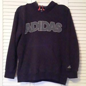 Men's Adidas size XL hooded sweatshirt